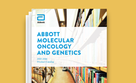 Abbott Molecular Global Oncology and Genetics Product Catalog